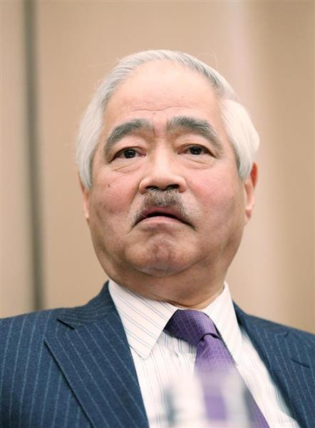 NEWS23」アンカー、岸井成格さん...