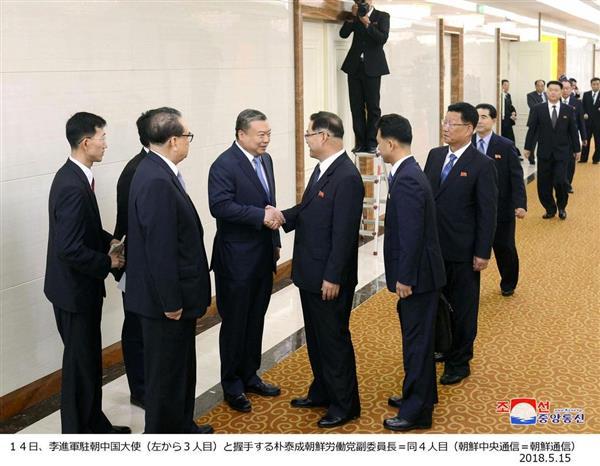 (朝鮮日報日本語版) 北の発射で韓国大統領府、今回 …