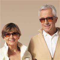 クリアな視界、眼の負担を軽減するドイツ製の偏光サングラス