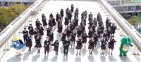 薬物乱用ゼッタイダメ、ロックバンド「ヴォイスクラッカー」と高校生が協力し動画制作 大阪…