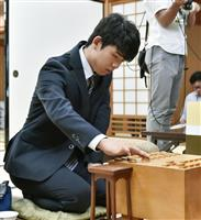 【将棋】藤井六段、最年少七段懸けて対局