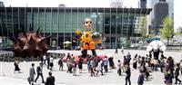 【西論】大阪駅前「グランフロント大阪」5周年 キタ・ミナミ、異なる顔が都市の力