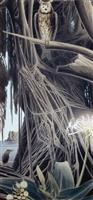 世界自然遺産登録を目指す奄美の日本画家がユネスコ所在地パリで作品展