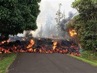 """ハワイ島の火山活動が活発化 それでも人々は""""脅威""""と暮らし続ける"""