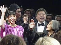 【カンヌ映画祭】リリー・フランキーさんのコメント 「監督、めちゃくちゃカッコいいです!…