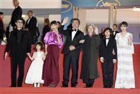 【カンヌ映画祭】安藤サクラさんのコメント 「心からうれしい。万歳!」