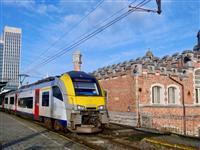 【江藤詩文の世界鉄道旅】ベルギーの旅(1)名作アニメで知られる「フランダース」地方の人…