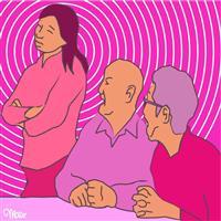 【橘ジュンの人生相談】嫁と舅の関係がうまくいかない