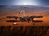 火星探査機インサイト、NASAのチームが語った期待と「困難な道のり」