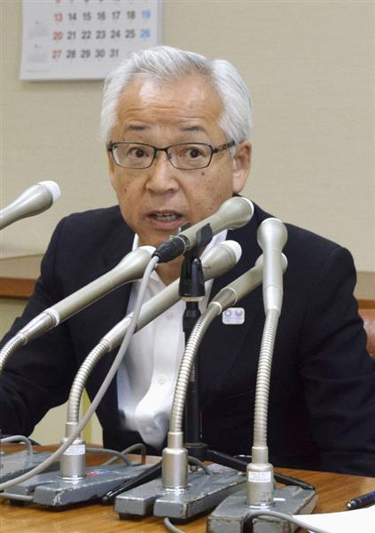 セクハラ疑惑の狛江市長が臨時記...
