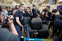 【激動・朝鮮半島】核実験場廃棄へ外国報道陣が訪朝、韓国記者団は除外