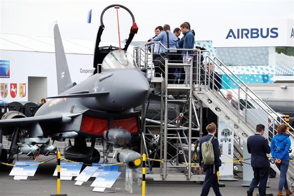 軍事ワールド】ドイツ空軍大ピンチ 使える戦闘機は4機だけ? 背景に ...