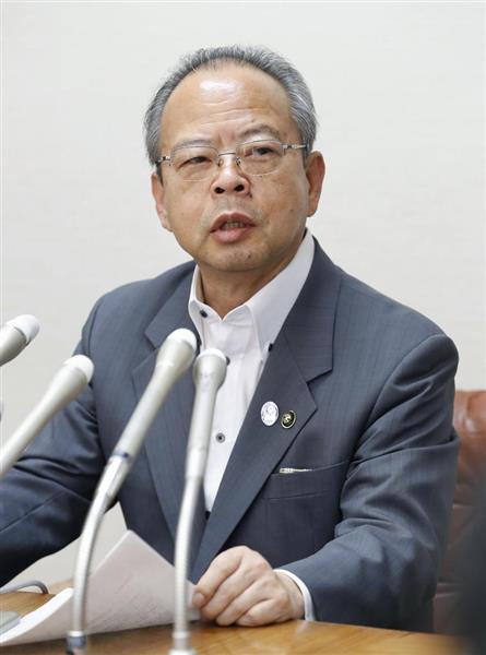 セクハラ疑惑の高橋都彦狛江市長...