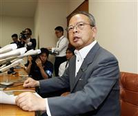 セクハラ疑惑、狛江市長「認識に差」改めて辞意表明