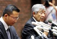 【アメフット】「私の想定と違う」 日大・内田前監督、井上コーチ会見の主なやりとり
