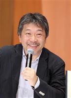 次回作はドヌーブさん主演 カンヌ最高賞の是枝裕和監督