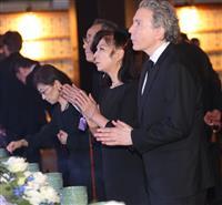 【西城秀樹さん葬儀】タレントのコロッケさん「秀樹さんの生き方まねしていく」