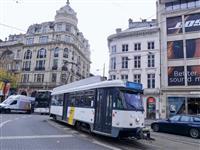 【江藤詩文の世界鉄道旅】ベルギーの旅(2)トラム&メトロで周遊 「フランダースの犬」の…