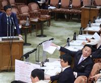 【加計学園問題】安倍晋三首相、立憲民主・福山哲郎氏に「委員が作られたストーリー」 参院…