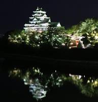 お殿様気分で宴を、岡山城天守貸します―「宴会や結婚式にどうぞ」岡山市PR