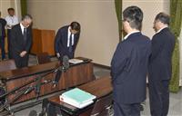 「多大な迷惑掛けた」加計学園側が愛媛県庁で謝罪 首相面談否定問題で