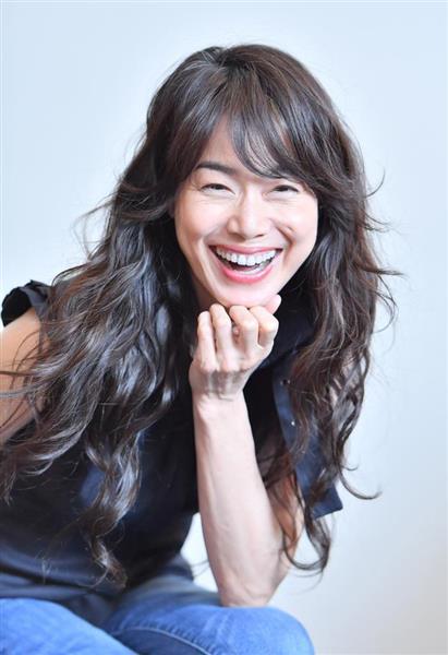 変わらずスリムな歌手で女優の今井美樹さん(宮崎瑞穂撮影)