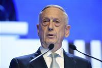 【緊迫・南シナ海】南シナ海軍事拠点化はインド太平洋戦略と「完全に対立」 マティス米国防…