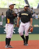 【プロ野球】阪神ロサリオが登録外れる