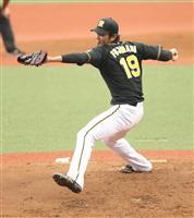 【プロ野球】阪神藤浪、正念場で粘れず 連勝逃した阪神