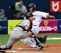 【プロ野球】ロメロ、八回に殊勲打 オリックス3-2巨人