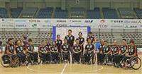 2020年に金メダルを狙うウィルチェアーラグビー日本代表、国際対抗戦で優勝!