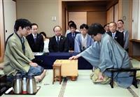【将棋】羽生棋聖小考、仕掛ける意思固めたか 棋聖戦第1局、早くも激しい展開に