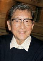 評論家の日高六郎氏死去 101歳 「戦後思想を考える」