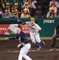 【プロ野球】ベテラン鳥谷の輝き 阪神が2-1でオリックスに競り勝つ