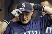 【MLB】イチロー「甲子園の雰囲気」 マリナーズが地区首位キープ
