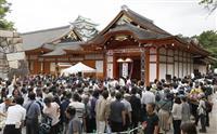 【動画】名古屋城・本丸御殿を一般公開 河村市長「千年は大事に。世界に自慢できる宝として…