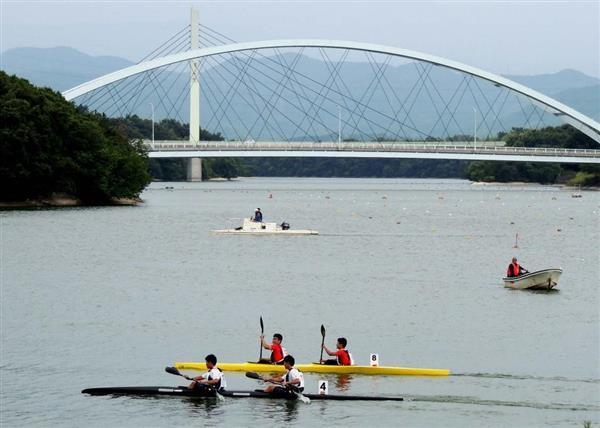 2020年東京オリンピックのカヌー競技