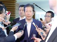 【米朝首脳会談】公明党・山口那津男代表、拉致問題解決に向けた「絶好のチャンス」