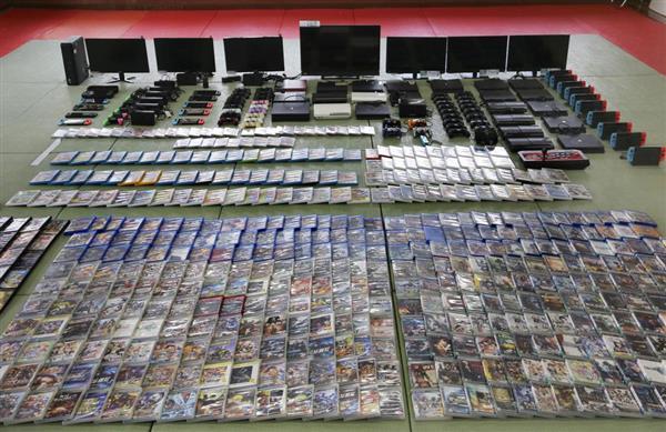 【京都】家庭用テレビゲームで遊べる「ゲームバー」、著作権法違反で全国初の摘発  [367148405]YouTube動画>1本 ->画像>30枚