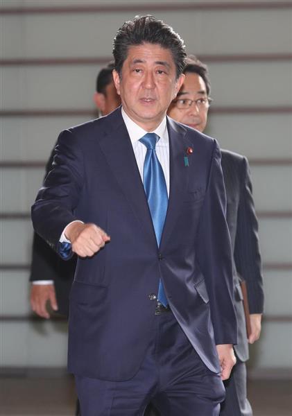安倍首相、拉致被害者「自分の責任で取り戻す」 - 産経ニュース