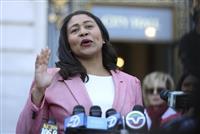 【歴史戦】サンフランシスコ市長選、女性市会議長が勝利宣言 「慰安婦像」には触れず