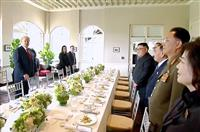 【米朝首脳会談】「米朝首脳と同じメニュー食べたい」 会場ホテルに予約殺到