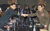 【激動・朝鮮半島】南北が軍通信線の完全復旧合意 将官級会談、衝突防止措置も