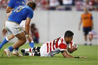 【ラグビー】日本、イタリアに連勝ならず テストマッチ第2戦、追い上げ及ばず