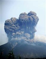 【桜島】爆発的噴火、今年に入り129回目 気象台「マグマの供給は継続」
