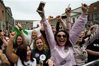 【国際情勢分析】中絶認めたアイルランド SNSが「歴史的な転換」後押し
