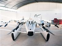 ドローン感覚で操れる「空飛ぶクルマ」 グーグルの共同創業者が考える未来の移動手段(動画…