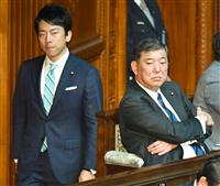 【産経・FNN合同世論調査】次期総裁、小泉進次郎氏、安倍晋三首相、石破茂氏が横一線 自…
