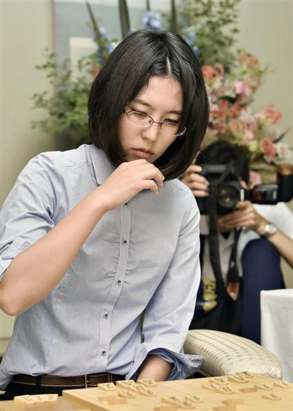 【将棋】里見女流四冠が勝利、次戦は藤井七段と 第90期棋聖戦1次予選 - 産経ニュース