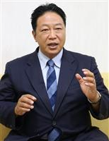 米長晴信氏、山梨知事選出馬へ 後藤氏の人口減対策批判